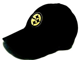 PITTSBURGH STEELERS PATCH WORK HAT MENS ONE-SIZE MADE BY REEBOK - $20.00
