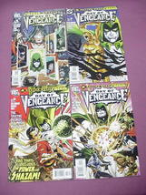 4 Day of Vengeance DC Comics #1, #2, #3, #5 - $14.99