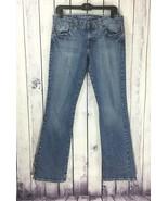 Guess Jeans Womens Denim Size 31 Daredevil Bootcut Stretch  - $19.99