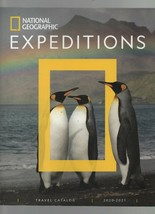National Geographic Expeditions - Travel Catalog 2020 - 21. - $1.47