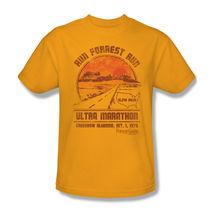 Run forest run gump marathon tshirt graphic tee thumb200