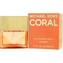 Michael Kors Coral By Michael Kors Eau De Parfum Spray 1 Oz - $37.00