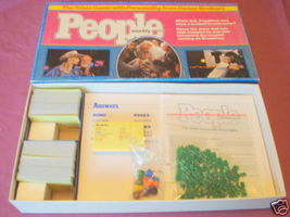 People Weekly Trivia Game With Personality Complete - $24.99