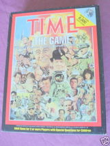 Time The Game 1983 John N. Hanson Co. Complete - $19.99