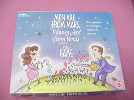 Men Are From Mars, Women Are From Venus Game Complete - $19.99