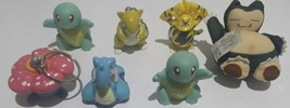 8 Vintage 1999 Pokemon Collectible Figures & Keychains from Burger King - $49.99