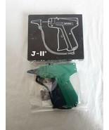 NEW J-11 National Fine Tagging Gun Price Tag Attaching Gun Green - $10.35