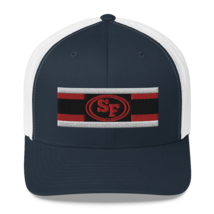 San Francisco / 49ers hat / san Francisco Trucker Cap image 4
