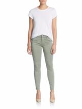 Hudson Super Skinny Jeans Washed Forest MSRP: $189.00 Size 24 - $89.09
