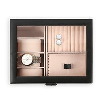 MonogramOnline Custom Accessories Case for bracelets, watches, rings, ea... - $12.99