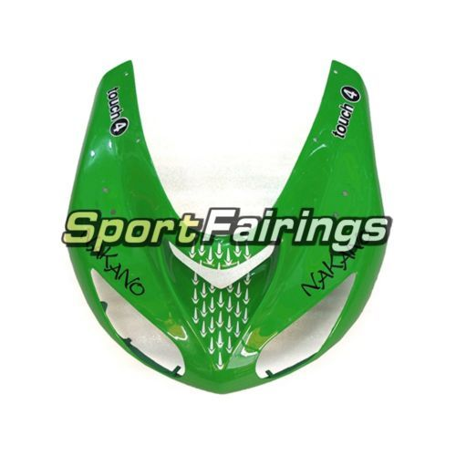 Green Complete Body Frame For Kawasaki 2006 2007 ZX10R Cowlings ZX1000D Fairings