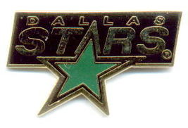 NHL Licensed Pin Dallas Stars Hockey Logo Pin - $5.00