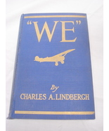 We by Charles A. Lindbergh 1927 Hardcover - $12.99