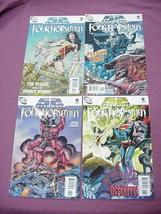 Four S2 Aftermath DC comics #3, #4, #5, #6 - $14.99