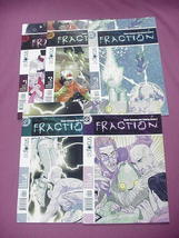 4 Fraction DC Comics #1 thru #5 - $14.99