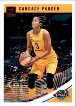 Candace Parker 2019 Donruss WNBA Card #80 - $0.99