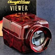 Chromat-O-Scope Slide Viewer Imperial in the Original Box Super Cool Col... - $24.00