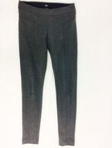 Mossimo Womens Small Gray Stretch Leggings Full Length H14 - $7.70