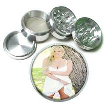 Switzerland Pin Up Girls D7 63mm Aluminum Kitchen Grinder 4 Piece Herbs & Spices - $13.81