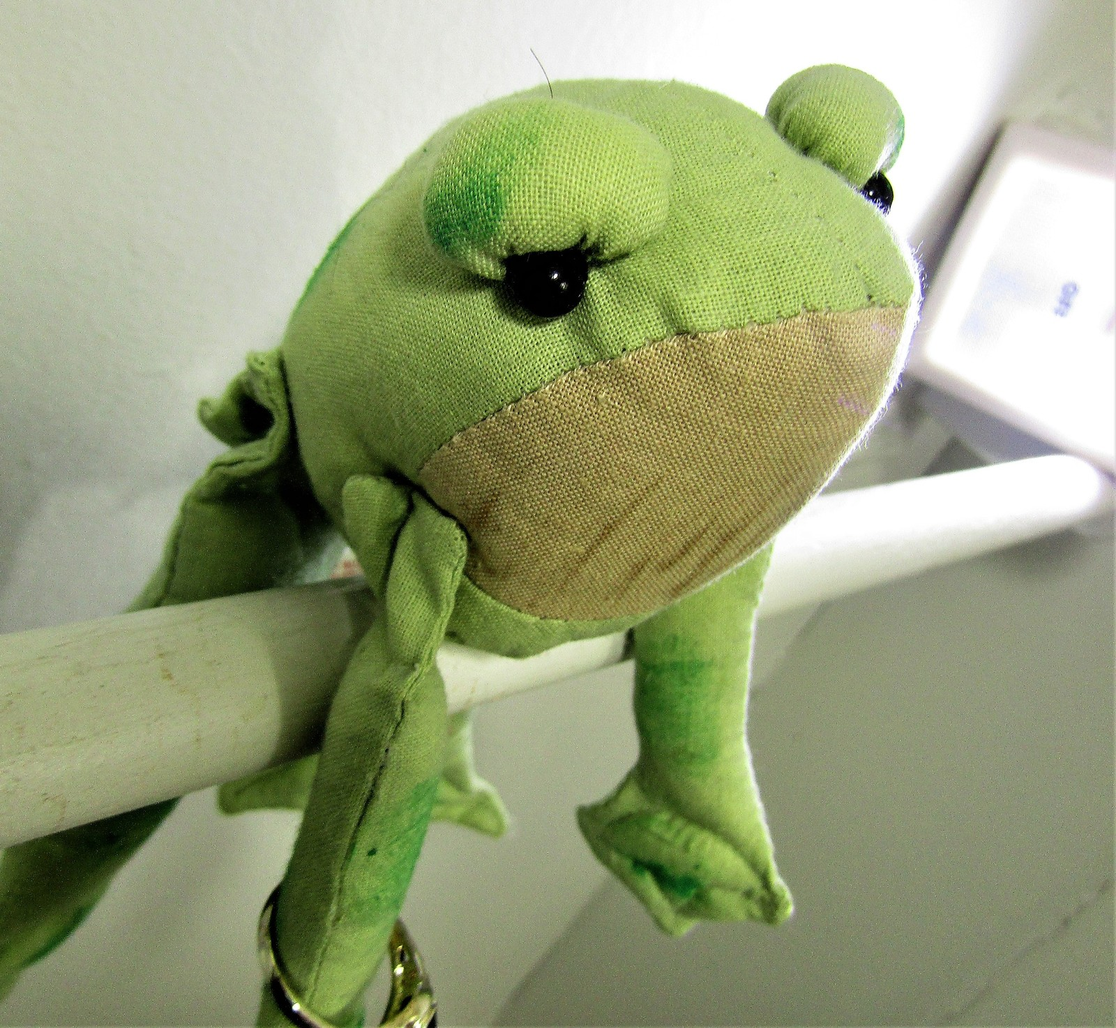 """Froggy Went a-Courtin' "" Proposal Poppet image 4"