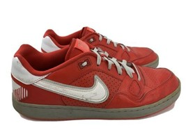 Nike Son of Force Basketball Shoe Men's Size 11.5 Red White 616775-601 - $59.39