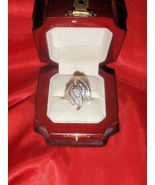 Ladies 10 kt Cascading over with Love! A Ladies... - $2,550.00