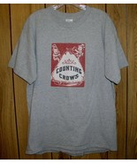 Counting Crows Concert Tour T Shirt - $64.99