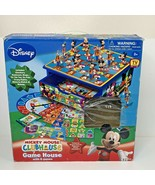 Disney Mickey Mouse Clubhouse Game House with 8 Games #39163 - $24.99
