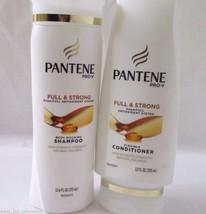 PANTENE Pro-V Full & Strong Powerful Antioxidant Shampoo & Conditioner S... - $9.46