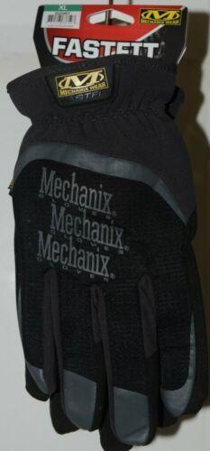 Mechanix Wear 910967 FASTFIT Gloves Black Grey XL Black