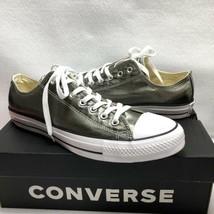 NWT Converse CTAS Ox Metallic Herbal Low Top Sneakers Sz 12M/14W MSRP $6... - $53.46