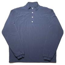 Mens Footjoy Golf 1/4 Button Snap Jacket Size L Pullover FJ Wind Shirt N... - $39.53