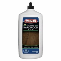 Weiman Ecofriendly Wood Floor Polish - 32 Fluid Ounces - Safe Around Kid... - $74.24