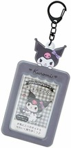 Kuromi Official Photo Card Case Key Holder Sanrio My Melody Japan Kawaii - $28.49