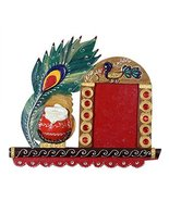 Picture Frame Indian Handcrafted Matki Photo Frame Set Display - $18.62