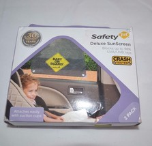 Safety 1st Baby On Board Deluxe Sunscreen (2 Pack)   (V15) - $7.39