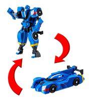 Tobot Mini Speed Toy Robot Transforming Transformation Action Figure Figurine image 6
