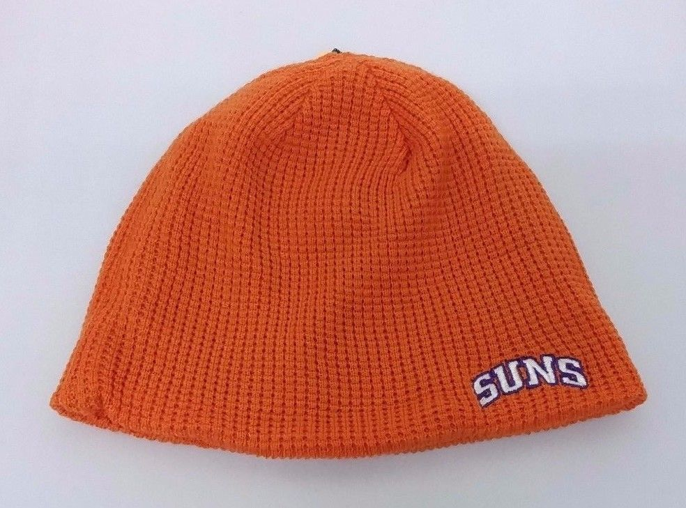 1502ac1416e 57. 57. Previous. Phoenix Suns NBA adidas Reversible Winter Fitted Knit  Beanie Hat Skully ...