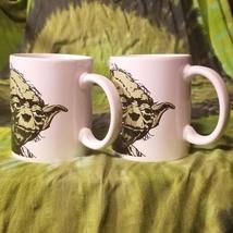 Yoda Coffee Mug (set of 2) Star Wars - $18.00