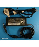Genuine Toshiba Laptop Charger AC Adapter Power Supply PA-1650-01 PA3467U-1ACA - $13.99