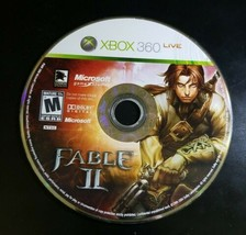 Fable II Fable 2 (Microsoft Xbox 360, 2008)  Disc Only - Pre-Owned  - $9.86