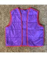Patagonia Purple Liner Vest Men's Size XL - $24.74