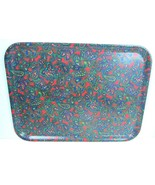 Coming Home with Land's End serving tray ~ Made in England ~ Paisley design - $27.58