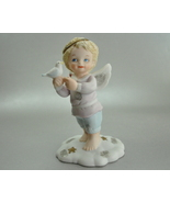 Tender Hearts Come Fly with Me Katharine Stevenson Angel Figurine 1995 - $8.99