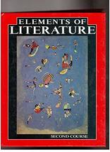 Elements of Literature: 2nd Course [Jan 01, 1993] Anderson, Robert