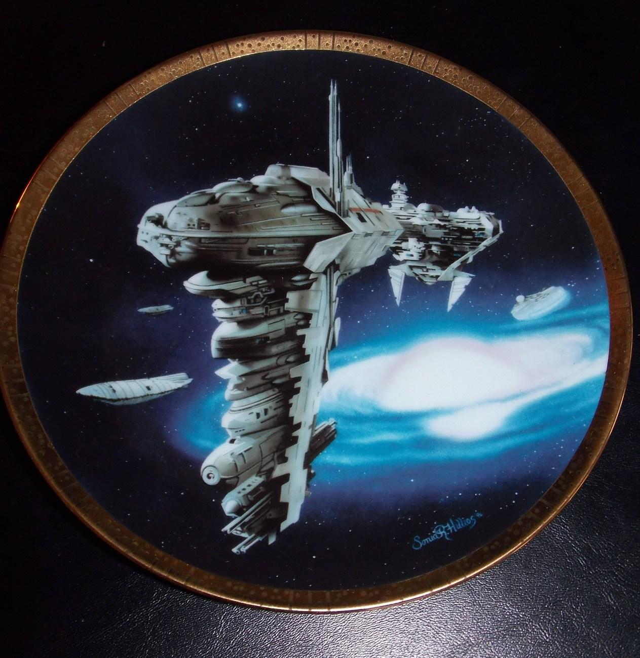 Star wars plates 007