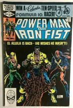 POWER MAN & IRON FIST #78 (1982) Marvel Comics VG+ - $9.89