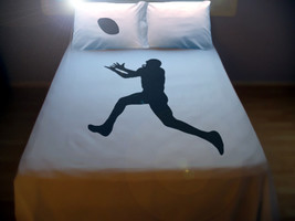 Football Duvet Cover Set Bedding Twin Full Double Queen King Size unique... - $140.00