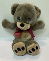 "PRECIOUS MOMENTS 1993 Charlie Plush Teddy Bear 21""  - $20.00"