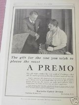 1914 Premo Camera Ad Eastman Kodak Co, Rochester, N. Y. - $7.99